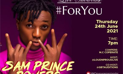 Samprincepowers - For You (Audio Download)